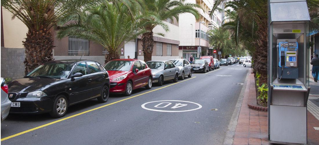 norske bilister i spania bør passe seg for annerledes bruk av håndbrekk