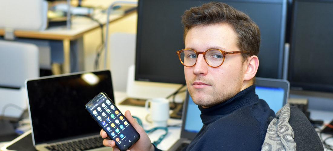 oppstartlos olle snakker om å lage en app